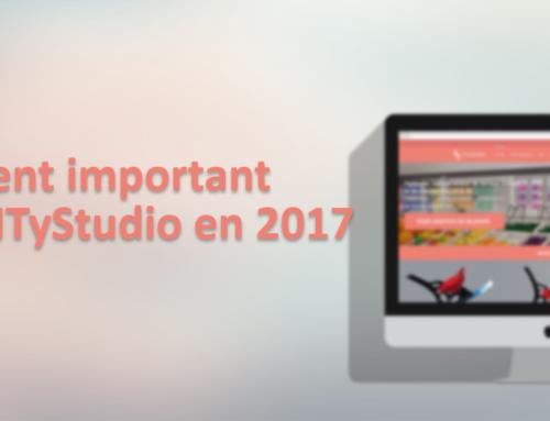 ITyStudio annonce un changement important pour 2017